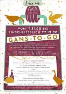 Avia Restaurant_Gans-To-Go_Flyer